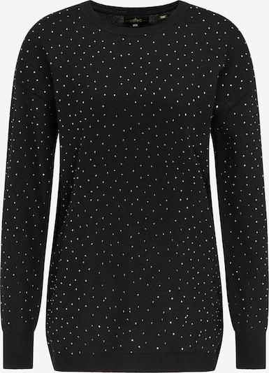 usha BLACK LABEL Trui in de kleur Zwart, Productweergave