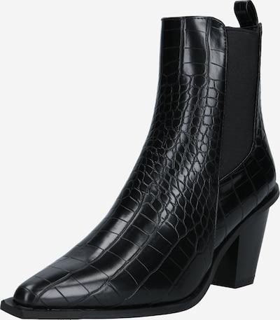 NA-KD Stiefelette in schwarz, Produktansicht