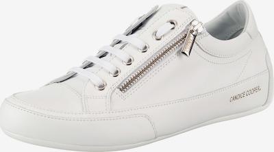 Candice Cooper Sneaker 'Rock Deluxe' in weiß, Produktansicht