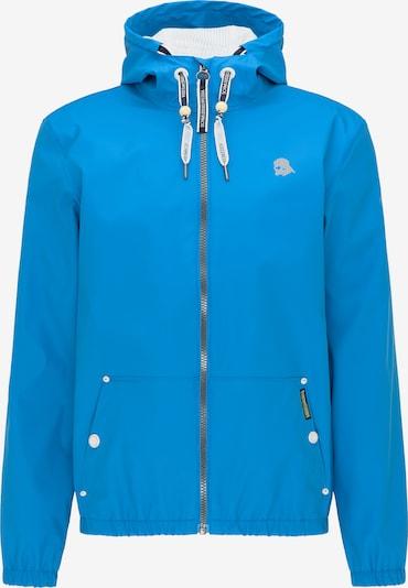 Schmuddelwedda Tussenjas in de kleur Blauw, Productweergave