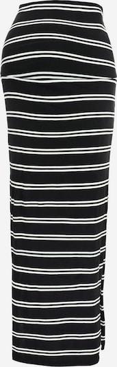 MAMALICIOUS Rok in de kleur Zwart / Wit, Productweergave