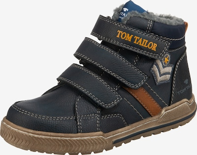 TOM TAILOR Winterschuh in marine, Produktansicht