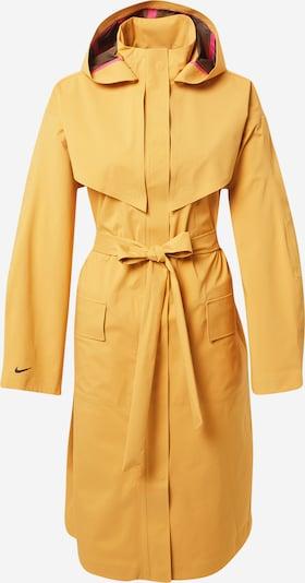 Nike Sportswear Prijelazni kaput u tamo žuta, Pregled proizvoda