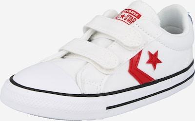 CONVERSE Tenisky 'STAR PLAYER' - ohnivo červená / biela, Produkt