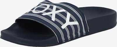 ROXY Strand-/badschoen in de kleur Navy / Wit, Productweergave