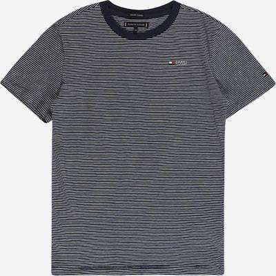 TOMMY HILFIGER T-Shirt in blau / weiß, Produktansicht