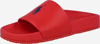 POLO RALPH LAUREN Zapatos abiertos 'CAYSON' en azul noche / rojo, Vista del producto