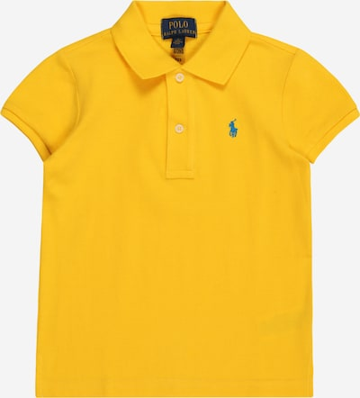 POLO RALPH LAUREN Shirt in blau / gelb, Produktansicht