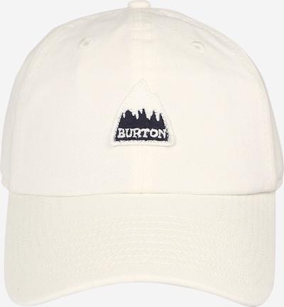 BURTON Cap in schwarz / weiß, Produktansicht