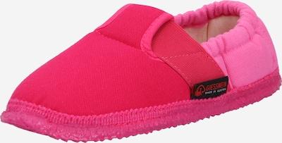GIESSWEIN Huisschoenen 'Aichach' in de kleur Rosa / Neonroze, Productweergave