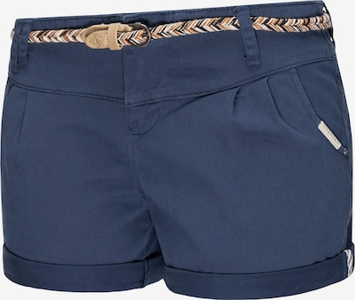 Ragwear Shorts 'Heaven' in navy / hellbraun, Produktansicht