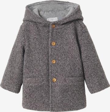 Manteau 'Tobias' MANGO KIDS en gris