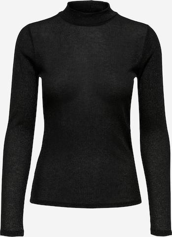 ONLY Tričko 'Diana' - Čierna