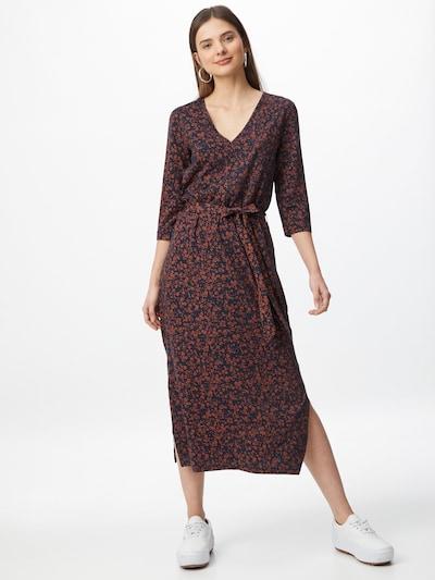 ARMEDANGELS Kleid 'MAAILIN' in dunkelblau / hummer, Modelansicht