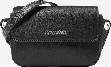 melns Calvin Klein Pleca soma 'Accent'