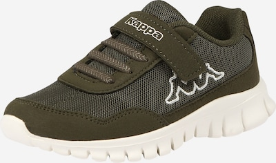 KAPPA Sneaker 'FOLLOW BC K' in khaki / weiß, Produktansicht