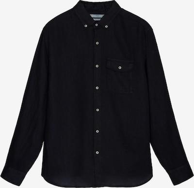 MANGO MAN Hemd 'Calcuta' in schwarz, Produktansicht