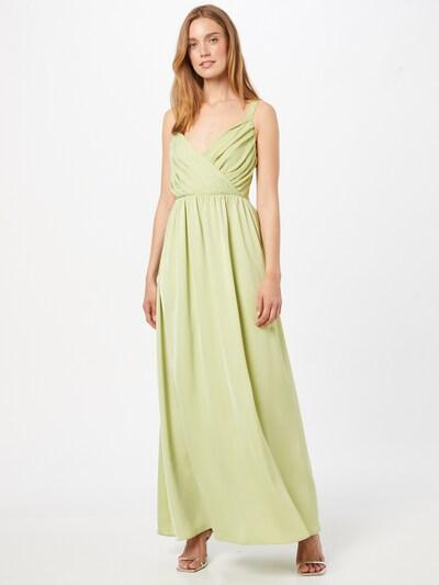NA-KD Kleid in grün, Modelansicht