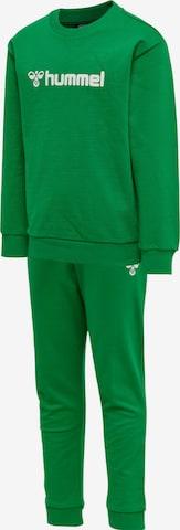 Survêtement 'Spring' Hummel en vert
