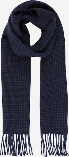 Fular Polo Ralph Lauren pe bleumarin / negru, Vizualizare produs
