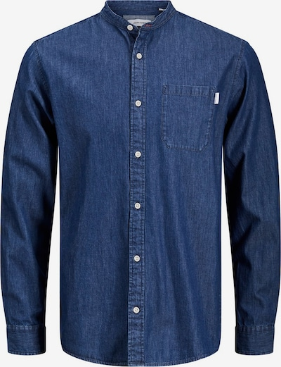 JACK & JONES Hemd in blue denim: Frontalansicht