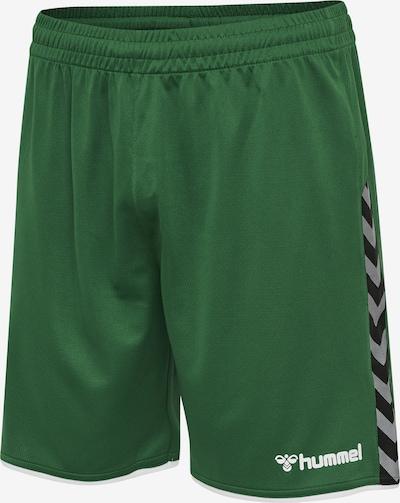 Hummel Shorts in grün, Produktansicht