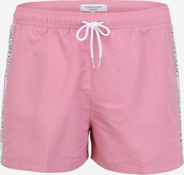 Calvin Klein Swimwear Badeshorts in Pink