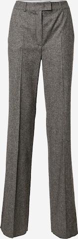 Marella Viikidega püksid 'IPOTECA', värv hall