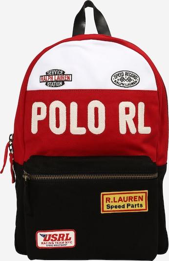POLO RALPH LAUREN Mochila en amarillo / rojo / negro / blanco, Vista del producto