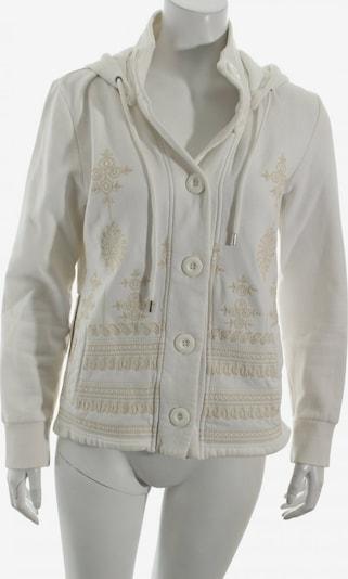 Zagora Shirtjacke in S in weiß, Produktansicht