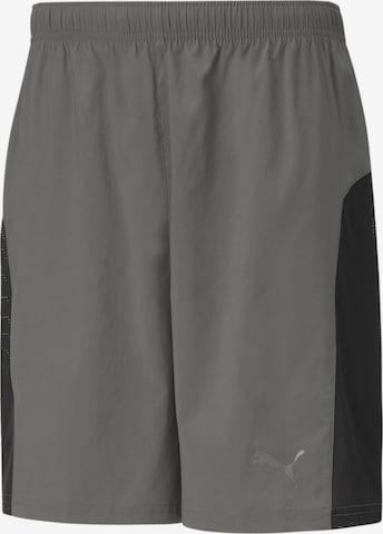 PUMA Sporthose in Grau