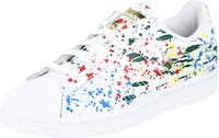 ADIDAS ORIGINALS Sneaker 'Superstar' en mélange de couleurs / blanc classique