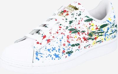 Sneaker bassa 'Superstar' ADIDAS ORIGINALS di colore colori misti / bianco, Visualizzazione prodotti