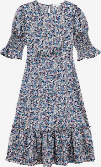 Zibi London Kleid in blau / altrosa / weiß, Produktansicht
