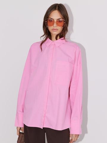 LeGer by Lena Gercke Bluse 'Elfi' in Pink