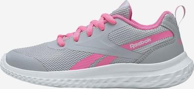 REEBOK Laufschuh in basaltgrau / pink, Produktansicht