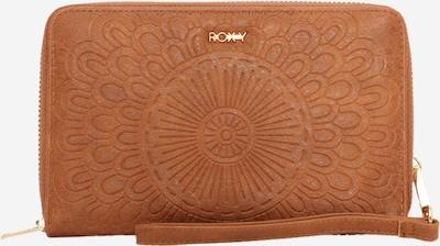 ROXY Plånbok 'BACK IN BROOKLYN' i karamell, Produktvy