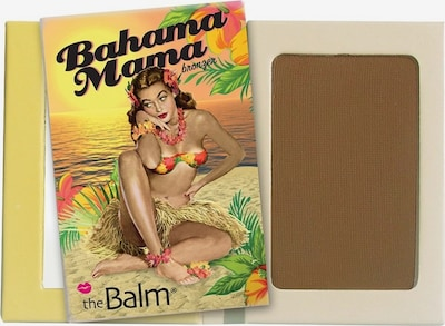 The Balm Bronzer 'BahamaMama Bronzer & Contour' in Brown, Item view