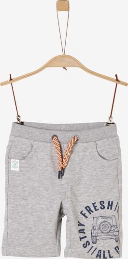 s.Oliver Junior Shorts in graumeliert, Produktansicht