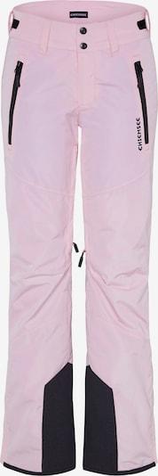 CHIEMSEE Outdoor hlače 'Kizzy' | roza / črna barva, Prikaz izdelka