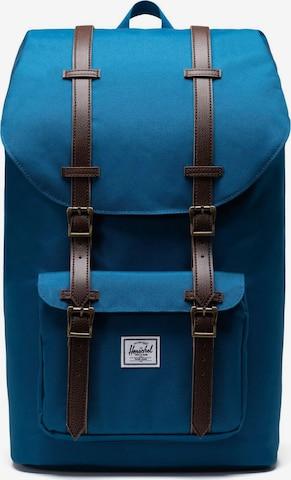 Herschel Rucksack 'Little America' in Blau