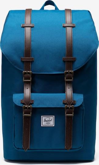 Herschel Mugursoma 'Little America', krāsa - zils, Preces skats