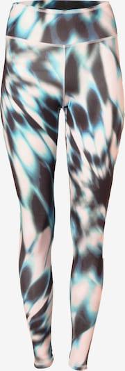 Kismet Yogastyle Yoga-Leggings 'Ganga - Ocean Blur' in mischfarben, Produktansicht