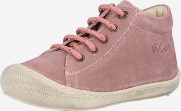 NATURINO Sneakers 'MINI' in Pink