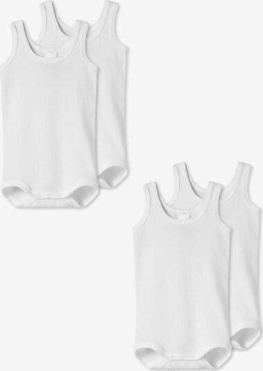 SCHIESSER Rompertje/body ' Original Classics ' in de kleur Wit, Productweergave