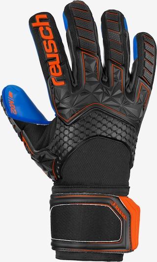 REUSCH Handschuh in blau / rot, Produktansicht