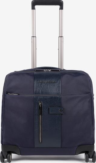 Piquadro Businesstrolley in dunkelblau, Produktansicht