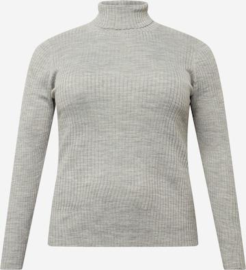 pelēks Selected Femme Curve Džemperis 'Costia'
