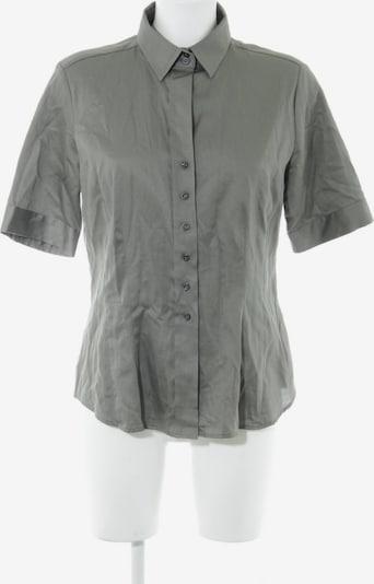 ETERNA Kurzarm-Bluse in L in khaki, Produktansicht