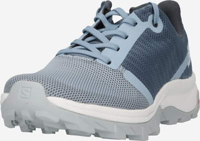 SALOMON Ниски обувки 'OUTBOUND PRISM W' в синьо / светлосиньо, Преглед на продукта